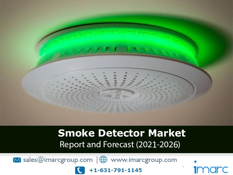 Smoke Detector Market Research Report 2021, Size, Share, Trends and Forecast to 2026