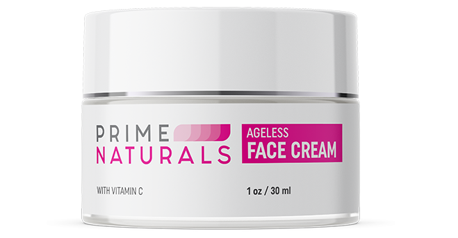Prime Naturals Ageless Face Cream Reviews Canada: Anti-Aging Skincare Price  for Sale!! – Business