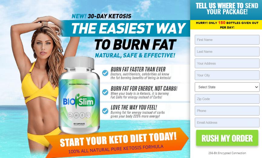 Bio Slim Keto Reviews: (Shark Tank) Keto Advanced Weight Loss Diet Pills –  Business