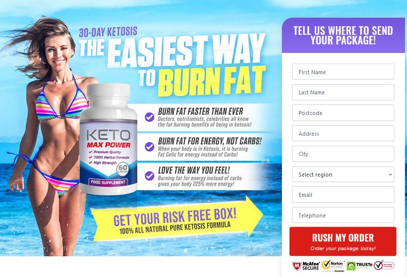 Keto Max Power UK: (Dragons Den) 21st Century Weight Loss Dietary  Supplement   2021 Reviews – Business