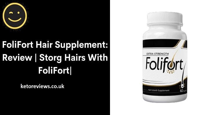 FoliFort Hair