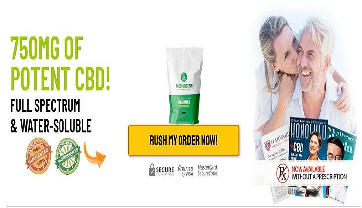 MediGreens CBD Gummies